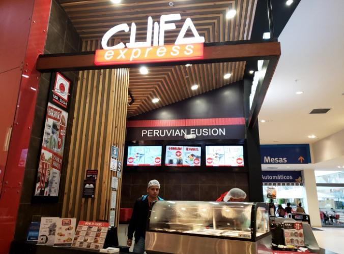 Mr. Sushi - Mall del Sur