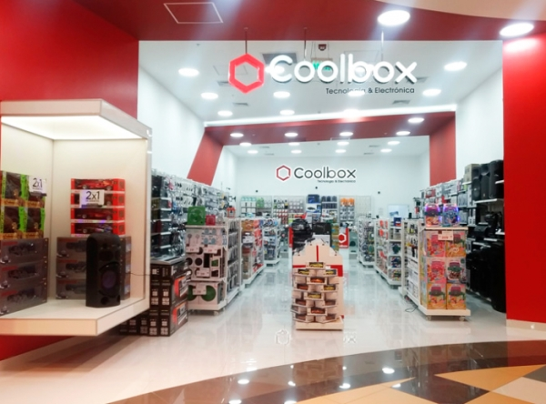 COOLBOX - Plaza Norte