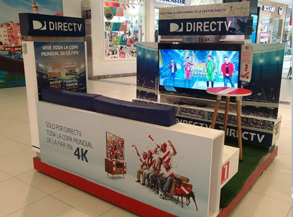 DirecTv - Mall del Sur