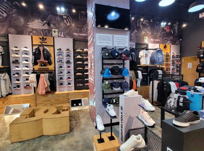 The Box - Mall del Sur