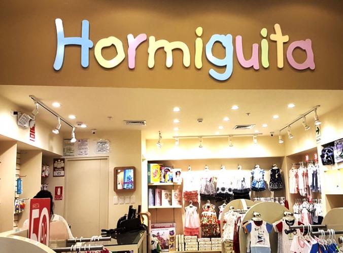 Hormiguita - Mall del Sur