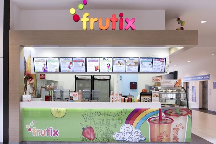 Frutix - Mall del Sur