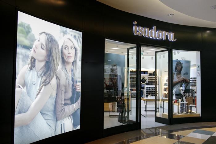 Isadora - Mall del Sur