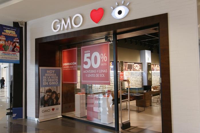 GMO - Mall del Sur