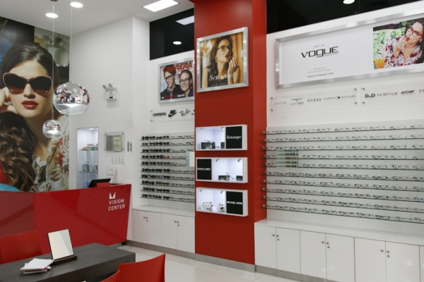 Vision Center - Mall del Sur