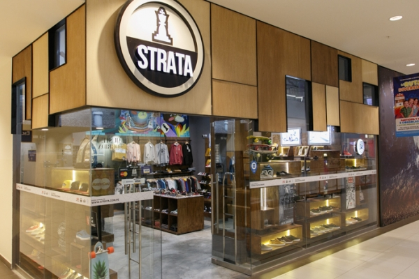 Strata - Mall del Sur