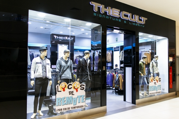 The Cult - Mall del Sur