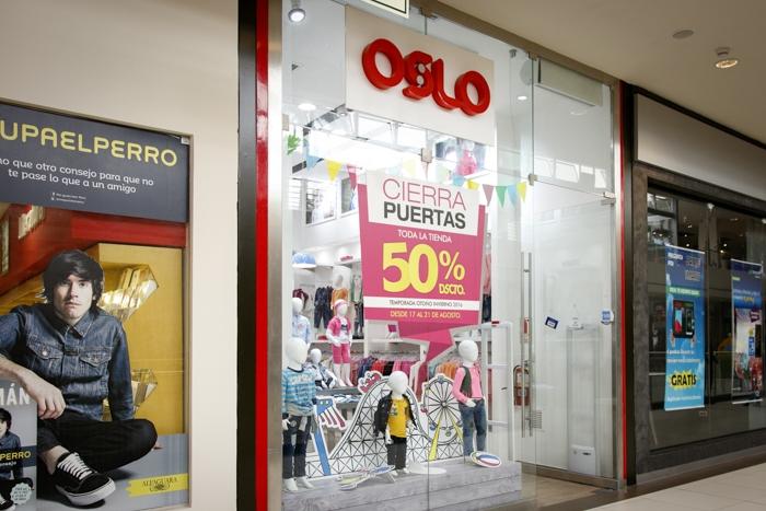 Oslo - Mall del Sur