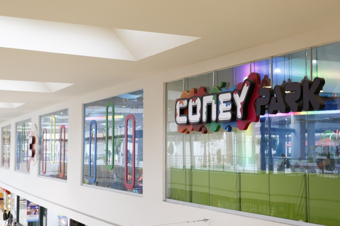Coney Park - Mall del Sur
