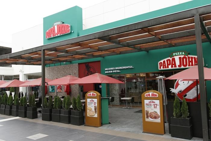 Papa John¨s - Mall del Sur