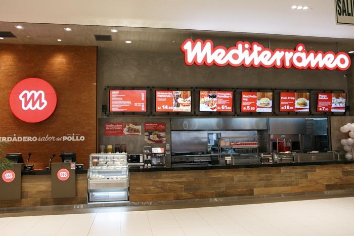 Mediterraneo - Mall del Sur