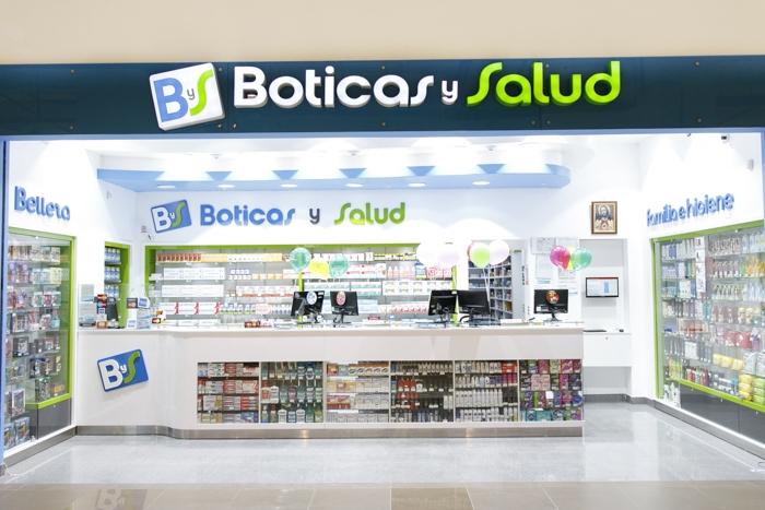 Boticas & Salud - Mall del Sur
