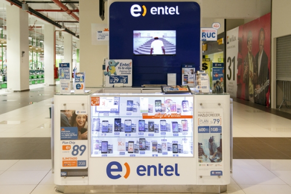 Entel - Plaza Norte