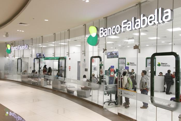 Banco Falabella - Mall del Sur