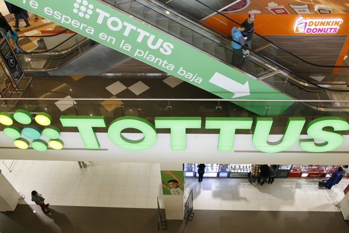Tottus - Mall del Sur