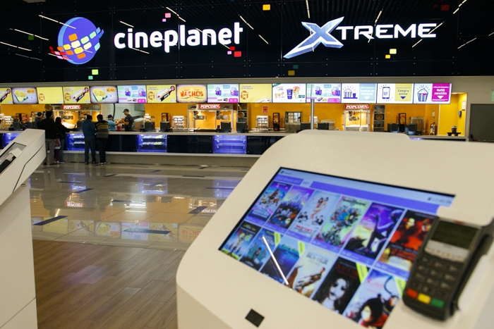 cineplanet - Mall del Sur