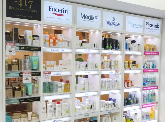 DERMA SHOP - Mall del Sur