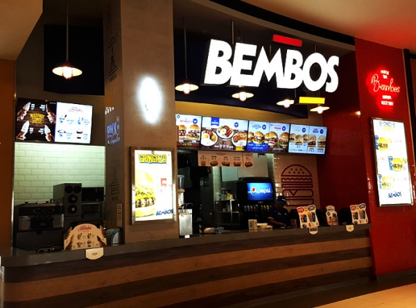 Bembos - Mall del Sur