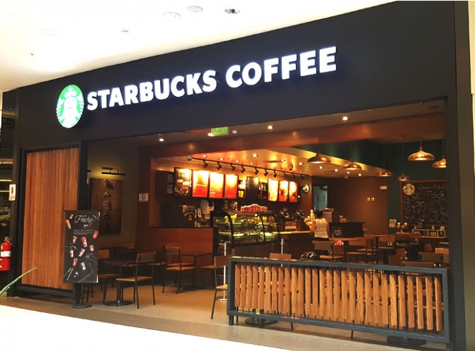 Starbucks - Mall del Sur