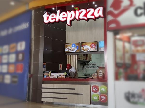 Telepizza - Mall del Sur