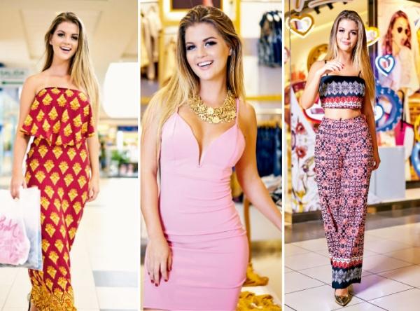 Chica de moda - Mall del Sur
