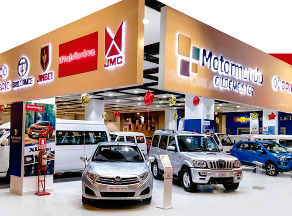 Motormundo - Mall del Sur
