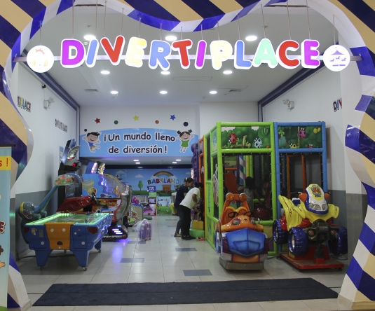 DivertiPlace - Mall del Sur