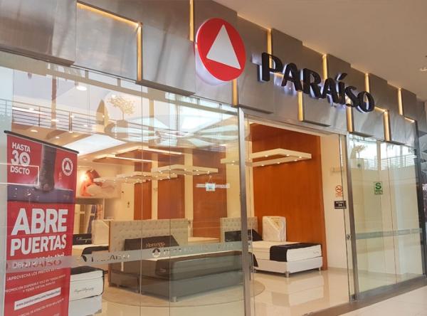 PARAÍSO - Mall del Sur
