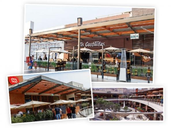 ¡BUEN APETITO! - Mall del Sur