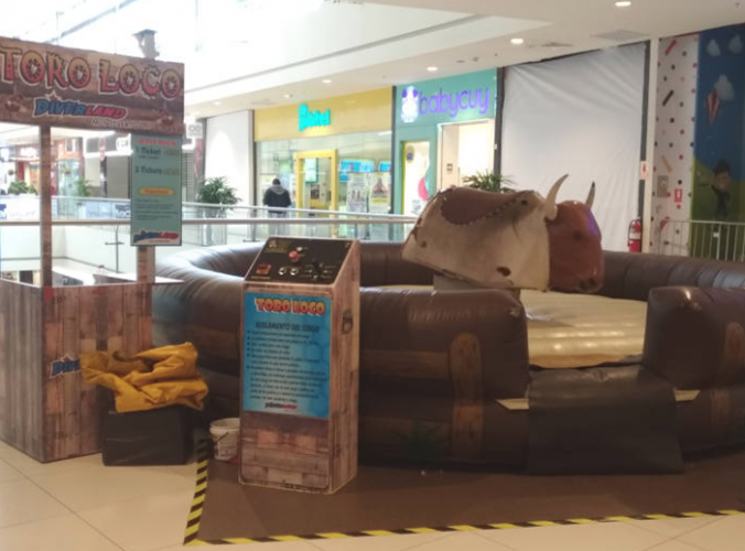 DIVERLAND UP & DOWN - Mall del Sur
