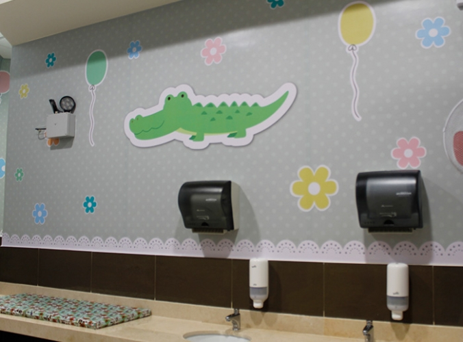 Sala de Lactario - Mall del Sur
