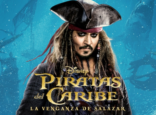 Piratas del Caribe - Plaza Norte