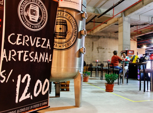 Barranco Beer Company - Plaza Norte
