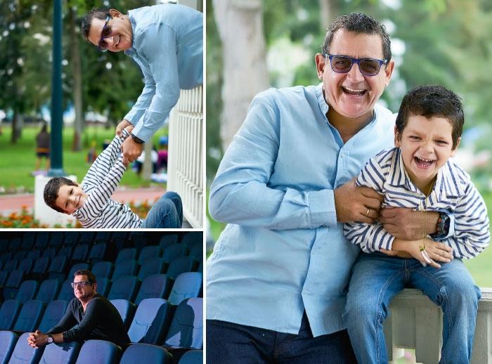 """""""Un padre no es un jefe ni un amigo"""" - Mall del Sur"""