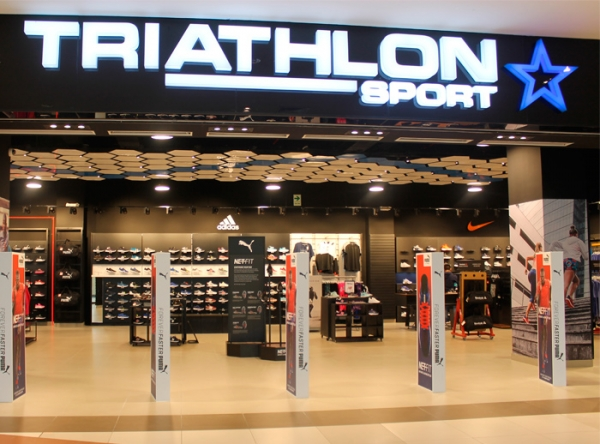 TRIATHLON SPORT  - Mall del Sur