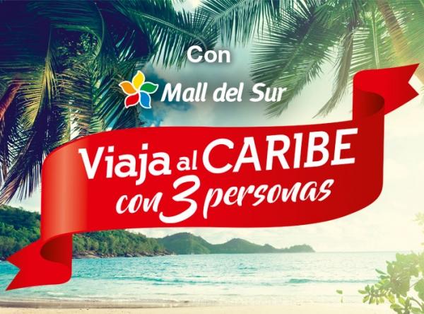 ¡Viaja al Caribe con 3 personas! - Plaza Norte