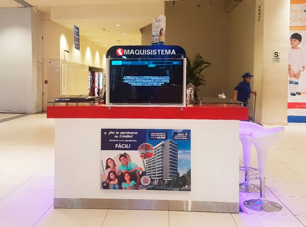 Maquisistema - Mall del Sur