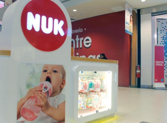 NUK - Mall del Sur