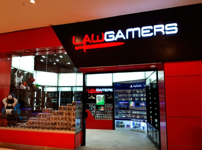 Law Gamers - Mall del Sur