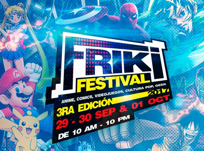 Friki Festival Mall del Sur - Tercera Edición - Mall del Sur