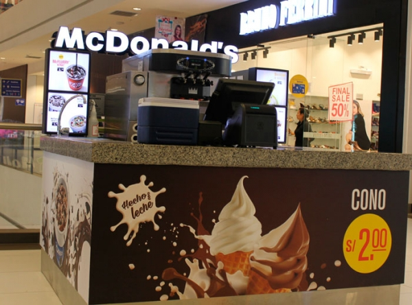 Mc Donalds - Plaza Norte