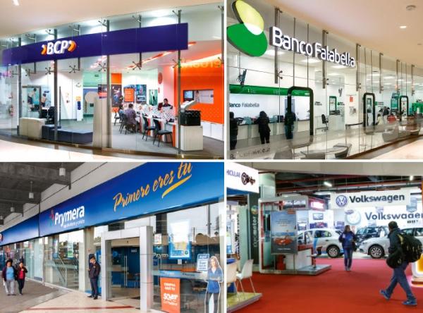 Contante y Sonante - Mall del Sur