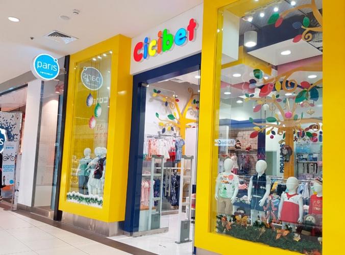 Cicibet - Mall del Sur