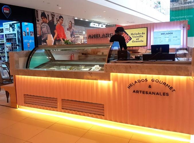 ANELARE - Mall del Sur