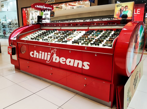 Chilli Beans  - Mall del Sur