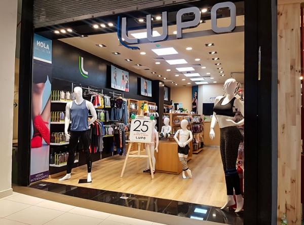 Lupo - Mall del Sur