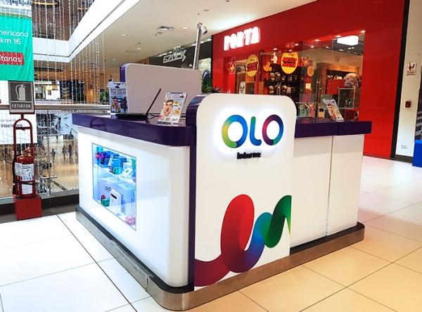 OLO - Mall del Sur