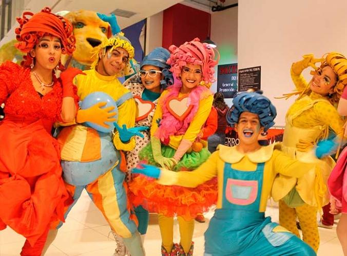 Comparsa Dragum de Mandragora - Mall del Sur