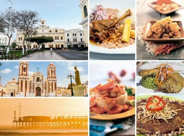Lambayeque: Delicias del norte  - Mall del Sur
