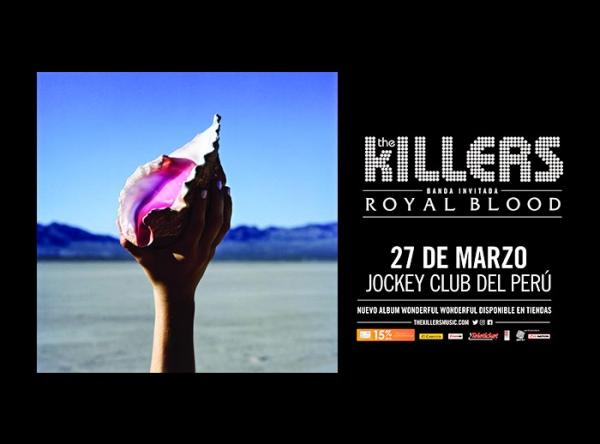 Concurso The Killers - Plaza Norte